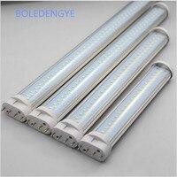 2g11 Светодиодная ламповая лампа 2g11 PLL Лампа PL bar 4pin Epistar SMD диффузное покрытие 9 Вт 12 Вт 14 Вт 15 Вт 18 Вт AC96-265V холодный белый теплый белый