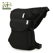 2017 Hot Top Quality Brand Multifunction Motorcycle Men Leg Bag Knight Waist Pocket Outdoor Package Bag Free shipping