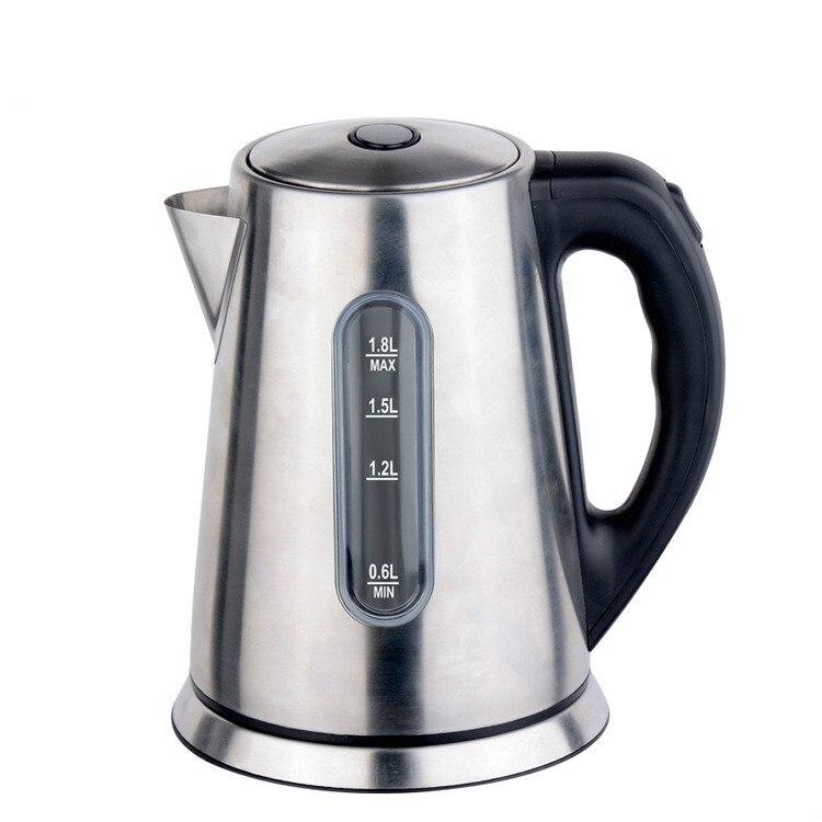 1.8l Edelstahl Elektrische Wasserkocher Konstante Temperatur Control Thermische Isolierung Teekanne Heißer Wasser Kessel Heizung Topf Eu Eine Hohe Bewunderung Gewinnen