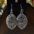 2016 hot fashion new women classic fashion jewelry gift Ethnic folk-custom Tibetan silver earrings Bohemia for women gift