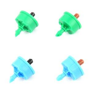 15 шт. 2L/4L/8L трубчатый дриппер для компенсации давления, для фруктов, дерева, в горшке, для капельного орошения, излучатель, высокое качество, д...