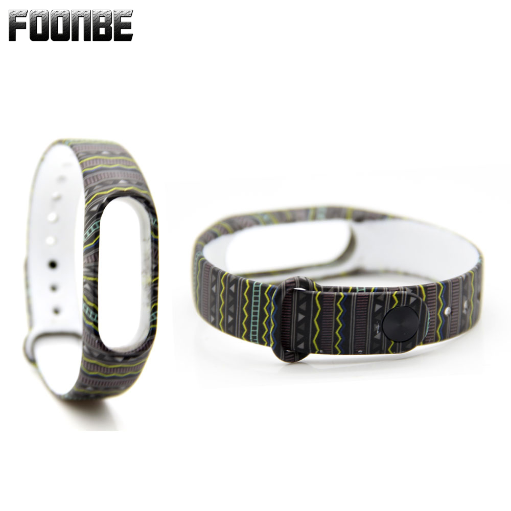 Camouflage Strap For Xiaomi For Mi Band 2 Replacement For Xiaomi 2 Smart Wristband Silicone Strap Belt for Miband 2 Bracelet silicone bracelet strap for miband 2 colorful strap wristband belt replacement smart band accessories for xiaomi mi band 2