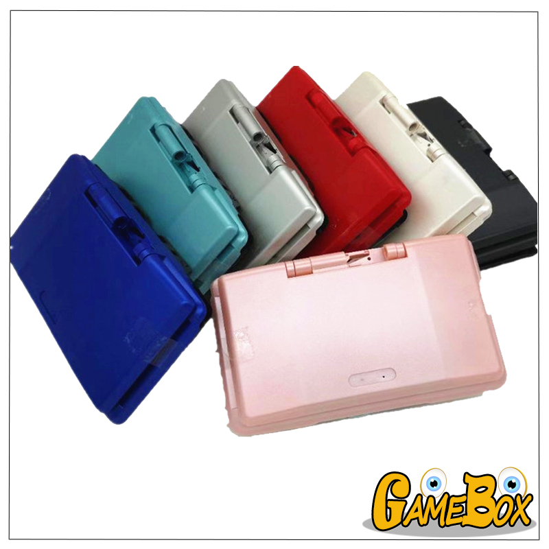 Full Parts Shell Replacement Housing Case For Nintend DS Housing Shell Cover ForNDS For N DS Game Console