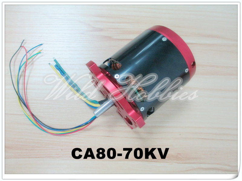 Motor 12v Dc Picture More Detailed Picture About Outrunner Brushless Dc Motor Ca80 70kv With