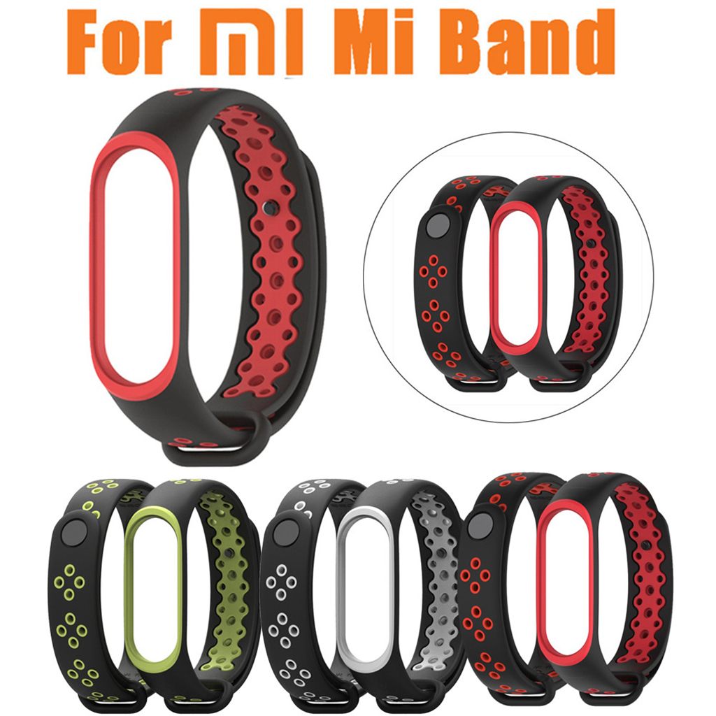 Correa Mi Band 4 Strap Bracelet For Xiaomi Mi Band 4 Durable Replacement TPU Anti-off Wristband Sports Bracelet For Xiaomi L0613 xiaomi mi band 4