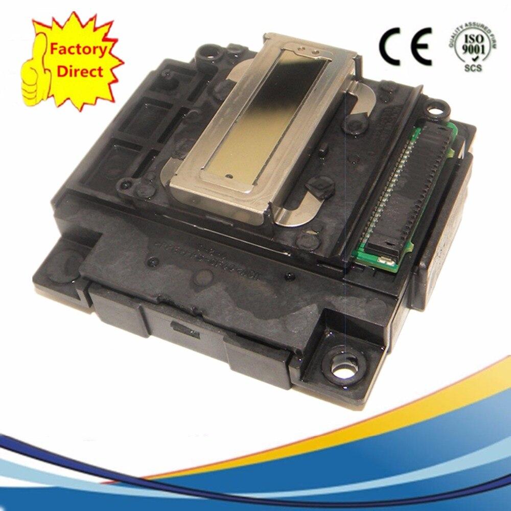 Remanufacturées FA04010 FA04000 Tête D'impression Tête D'impression Pour Epson L132 L130 L220 L222 L310 L362 L365 L366 L455 L456 L565 L566 WF2630