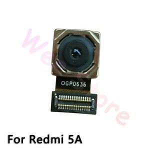 Image 3 - Cámara trasera principal original para Xiaomi Mi Redmi Note 5 Plus 5A Pro, cámara trasera, Cable flexible