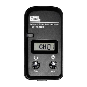 Image 3 - Pixel TW 283 Wireless Timer Remote Control Shutter Release (DC0 DC2 N3 E3 S1 S2) Cable For Canon Nikon Sony Camera TW283 VS RC 6