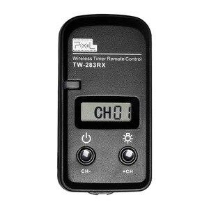 Image 3 - Pixel TW 283 temporizador inalámbrico mando con Control remoto Release (DC0 DC2 N3 E3 S1 S2) Cable para cámara Canon Nikon Sony TW283 VS RC 6