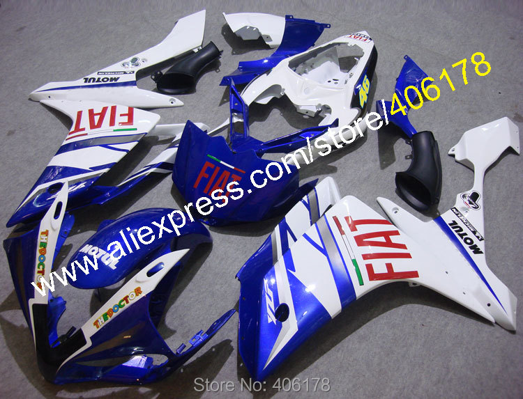 Hot Sales,For Yamaha fairing YZF R1 2007 2008 R1 07 08 YZF1000 R1 YZF-R1  ABS aftermarket Motorcycle Fairing (Injection molding) aftermarket free shipping motorcycle parts eliminator tidy tail for 2006 2007 2008 fz6 fazer 2007 2008b lack