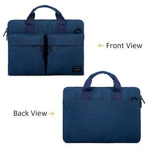 Image 3 - Cartinoe yeni laptop çantası 11, 13.3, 14, 15.4, 15.6 inç Macbook Air 13 için kılıf su geçirmez naylon dizüstü bilgisayar çantası 13.3/15.6 inç