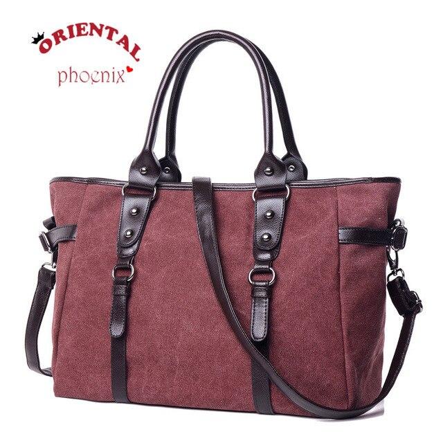 2016 women messenger bags leather handbag beach designer clutch bolsos tote canvas shoulder vintage ladies mini brand bucket bag