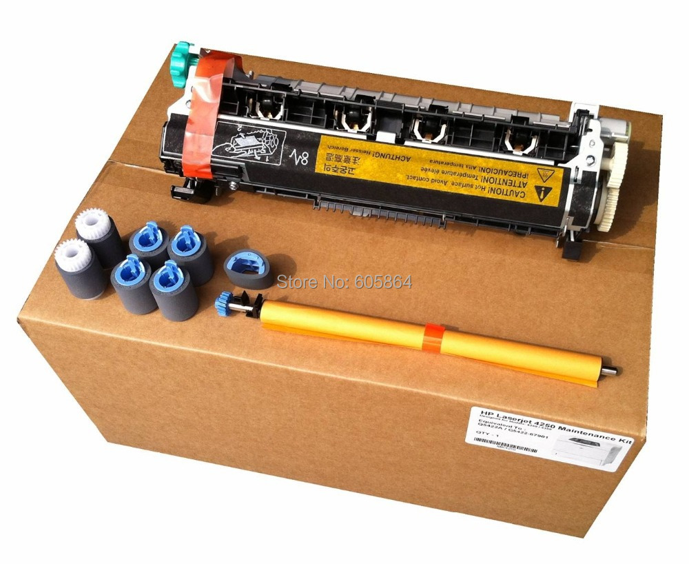 Fuser Assembly for LaserJet Printer 4250/4250/4350 Fuser assembly RM1-1083 220v