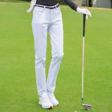 2018 Limited Jl Golf Pants Ms. England Grid Pattern Trousers Shorts British Wild Style Plaid Ultra Breathable High Elasticity