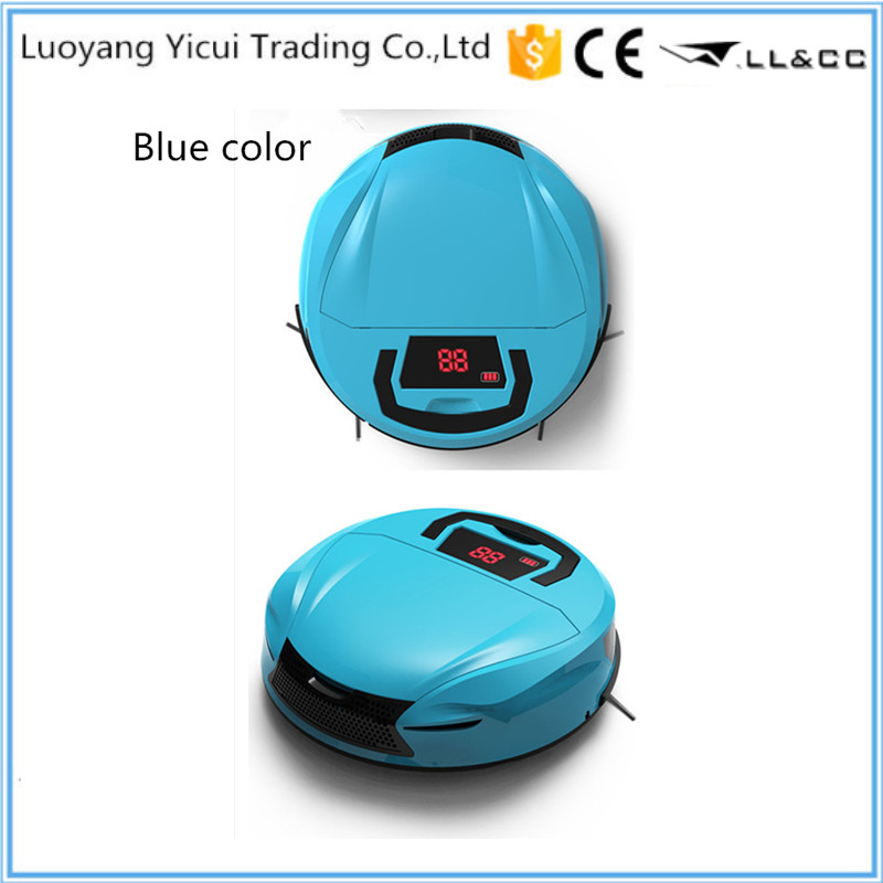 Free shipping 2017 Hot Sell Vacuum Cleaner Home Appliance Auto Intelligent sweeping machine robot sweeper dimplex truscott