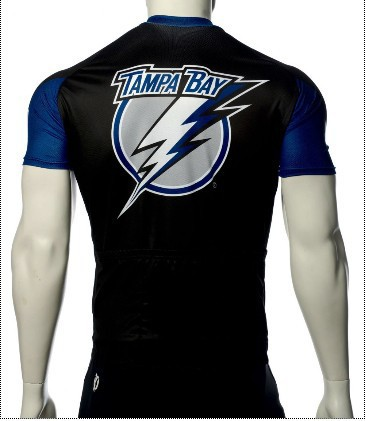 8829fd57d Free shipping NHL Tampa Bay Lightning Cycling Jersey bike clothing cycle  apparel cyclist jerseys outfit 2XS