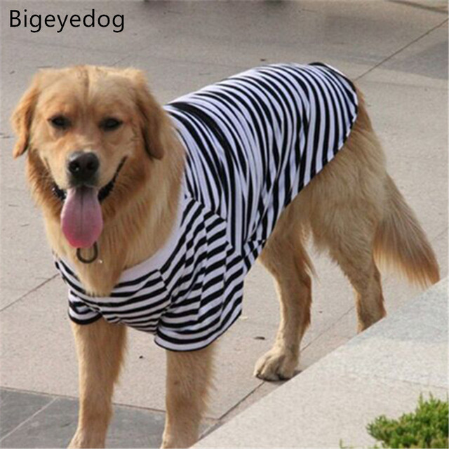 Aliexpress.com : Buy Big Dog Vest Large Dog T shirt Dog ...
