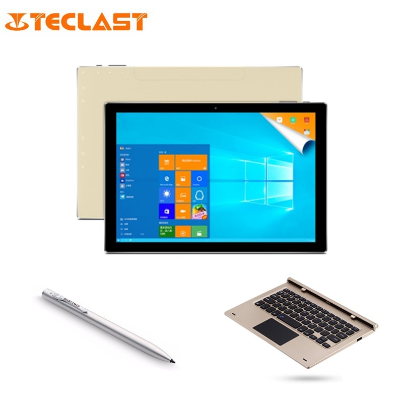 "Teclast Tbook 10s 10.1"" 2 in 1 Tablet PC Intel Cherry Trail Z8350 Quad Core Windows 10+Android 5.1 4G+64G 1920*1200 IPS Tablets"