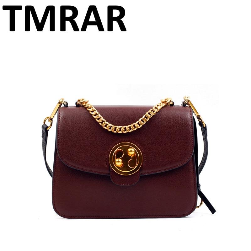 2017 New classic flap chains messenger bags lady split leather handbags women fashion vintage shoulder bags bolsas qn074