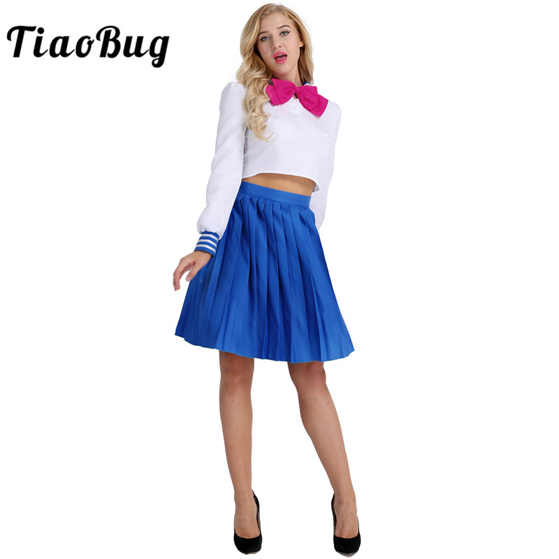 2a48562e33 Buy sexy long school girl skirt and get free shipping on AliExpress.com