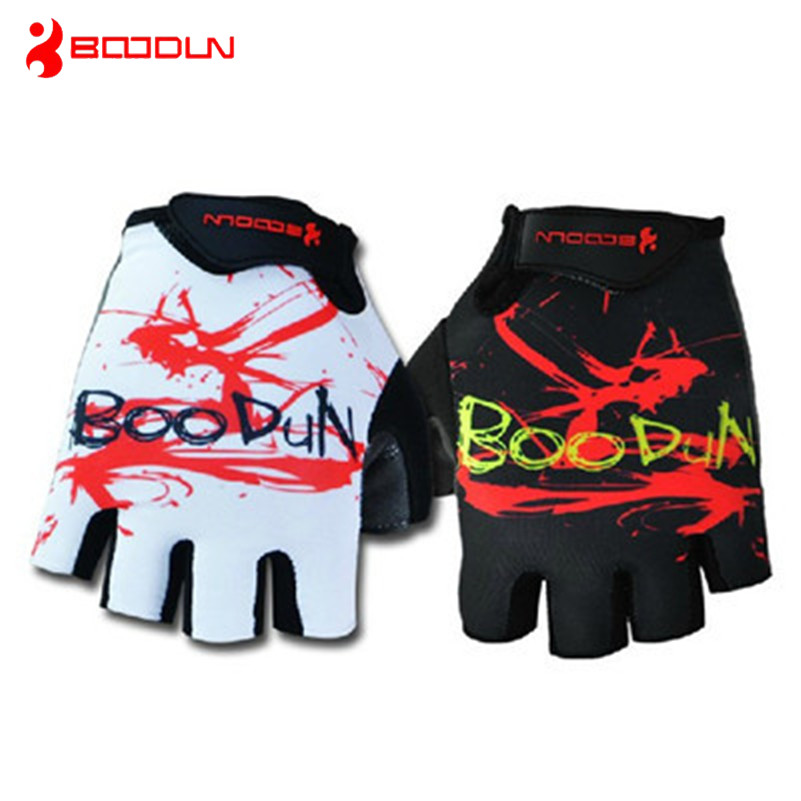 BOODUN Fingerless Gloves Summer Bicycle Cycle Off-road Tactical Fitness Guantes Outdoor Fun & Sports Bike Cycling Luvas For Men