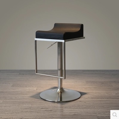 New Arrival Modern Style Dining Room Stool Black Color