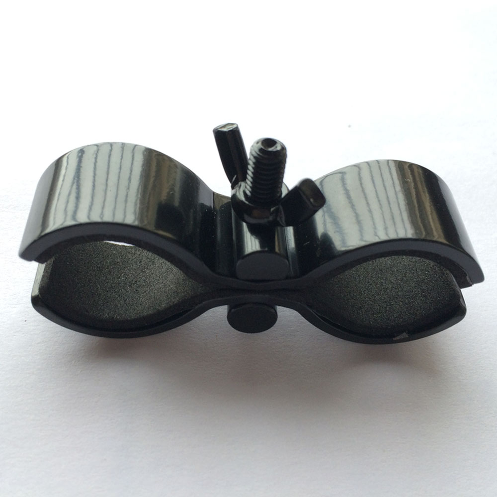 20-30mm Adjustable Ring Adapter Gun Rifle Shotgun Scope Mount Laser Flashlight Barrel Clamp