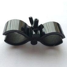 20-30 мм регулируемое кольцо адаптер пистолет винтовка ружье прицел крепление лазерный фонарик баррель зажим