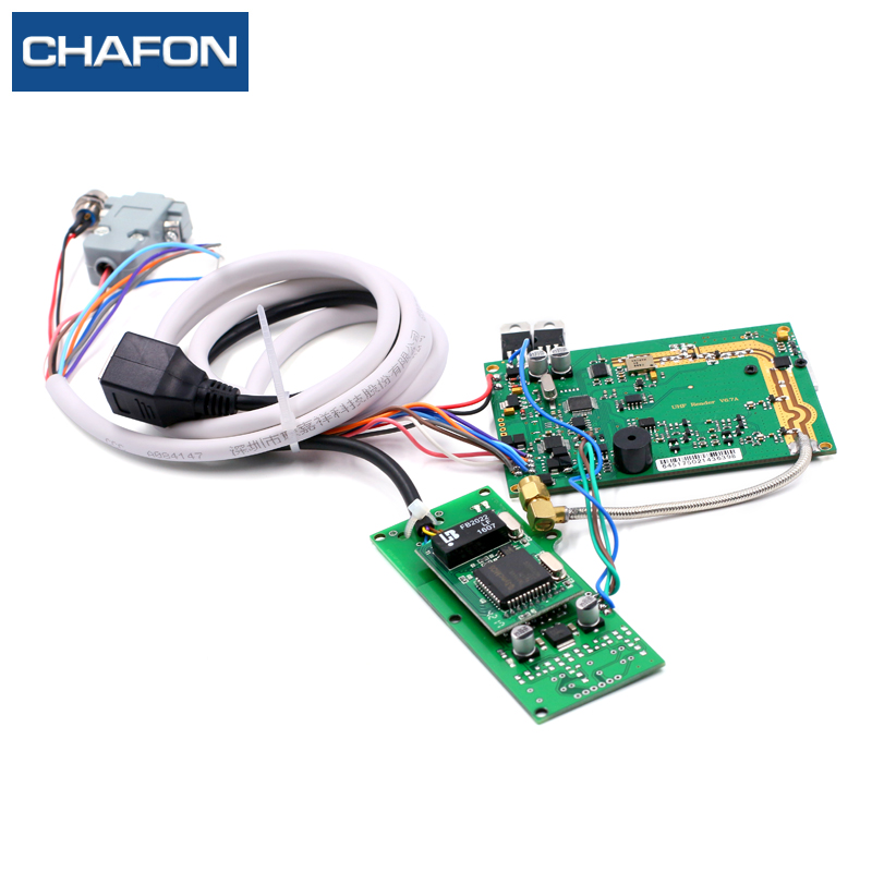 Chafon 15m 902~928MHz RFID uhf module RS232 RS485 WG26 TCP/IP interface for vehicle parking rfid uhf rfid module module uhf rfid near range rfid module
