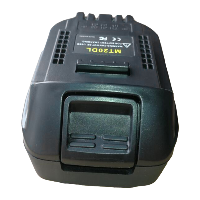 Mt20Dl Battery <font><b>Adapter</b></font> For Makita <font><b>18V</b></font> Bl1830 Bl1860 Bl1815 Li-Ion Battery For <font><b>Dewalt</b></font> <font><b>18V</b></font> 20V Dcb200 Li-Ion Battery image
