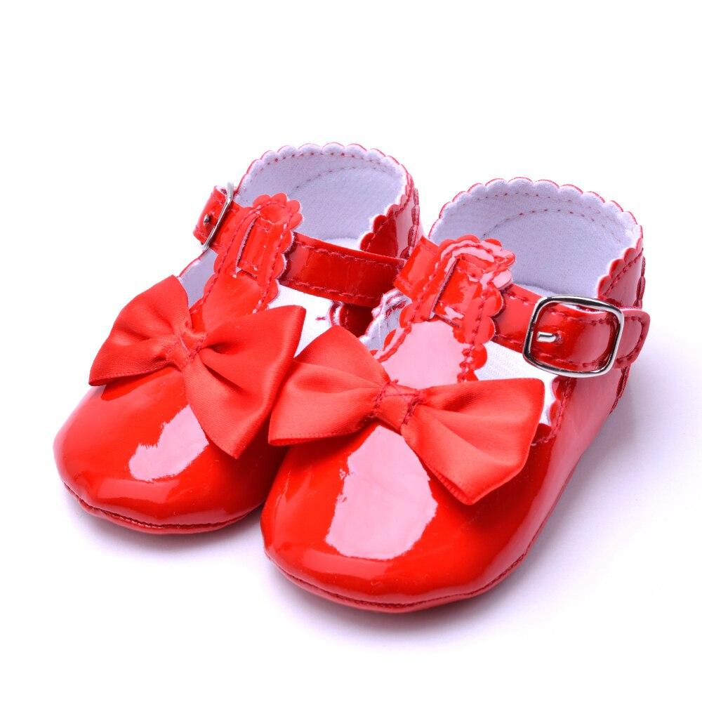 59d6b76b7 Lindo bebé recién nacido zapatos de bebé para niñas PRIMAVERA otoño niño  cuna antideslizante niños sólido superficial calzado 0-18 meses