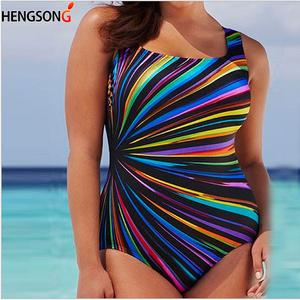 d68e13f4cd Push Up Swimwear Plus Size Swimsuit 5XL Ladies Bathing Suit Women One-Pieces  Suit