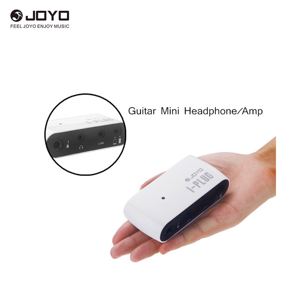 joyo i plug electric guitar mini headphone amp amplifier built in overdrive effect in promotion. Black Bedroom Furniture Sets. Home Design Ideas