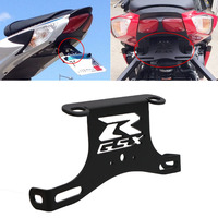 Black Fender Eliminator Tail Tidy For Suzuki GSX R 600 750 GSXR600 GSXR750 2006 2010 Motorcycle