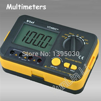 Digital Milliohm Meter New High Precision Multimeter Digital Milli-ohm Multimeter Low Resistance Tester VC480C+