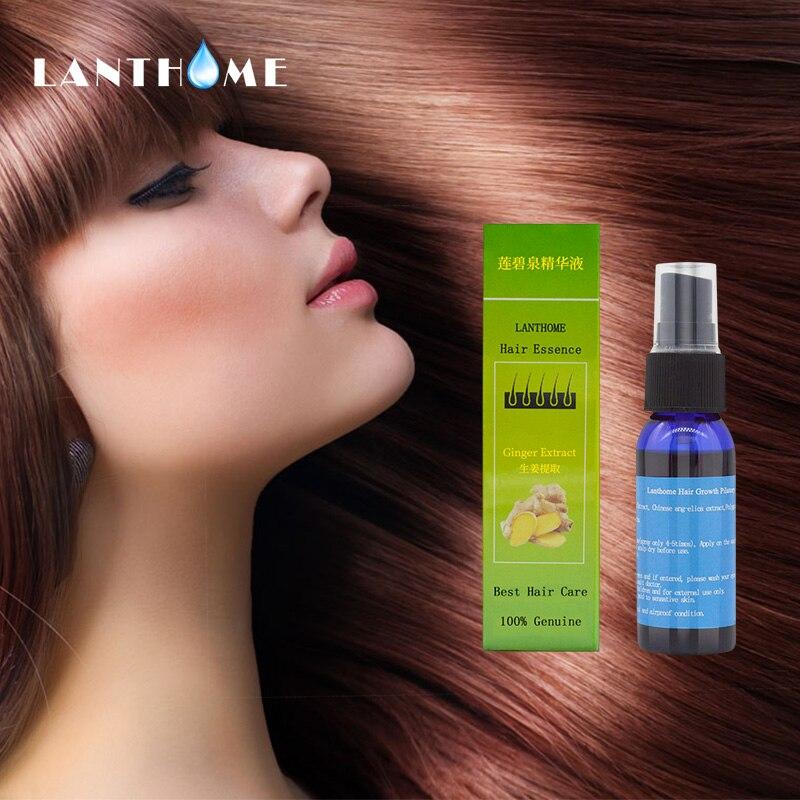 Lanthome Pilatory Sunburst Hair Growth Products for Men Anti Hair Loss Baldness Hair Growth Spray Alopecia Treatment Hair Fall 5