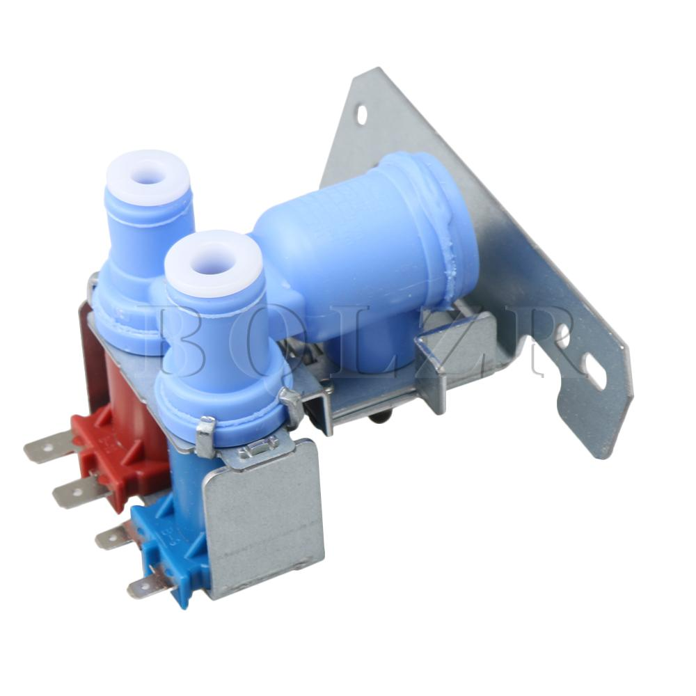 BQLZR Water Inlet Valve Replacement For GE General Electric Refrigerator WR57X10032