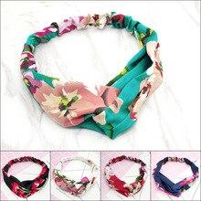 Girls Print Headbands