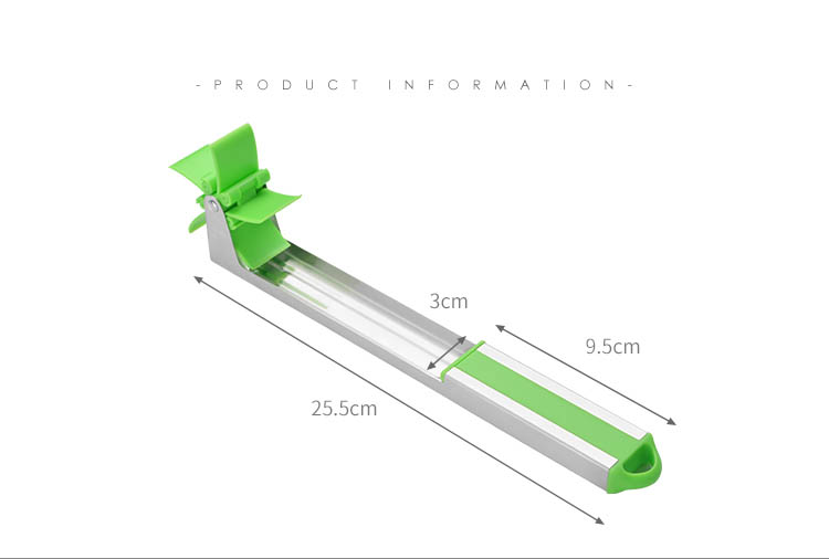 25 5 10 3CM Watermelon Slicer Cutter Knife 304 Stainless Steel Windmill Melon Roller Cutter Fruit Vegetable Tools Kitchen Gadget in Shredders Slicers from Home Garden
