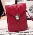 women messenger bags bolsa feminina clutch bolsasWomen's Hand bag Female Messenger Bags Mobile Phone Coin Purse Bags More Colors