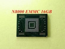 1pcs 20pcs 16GB eMMC זיכרון פלאש NAND עם הקושחה משמש עבור Samsung Galaxy הערה 10.1 N8000