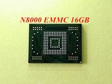 1pcs 20pcs 16GB หน่วยความจำ eMMC แฟลช NAND เฟิร์มแวร์ใช้สำหรับ Samsung Galaxy หมายเหตุ 10.1 N8000