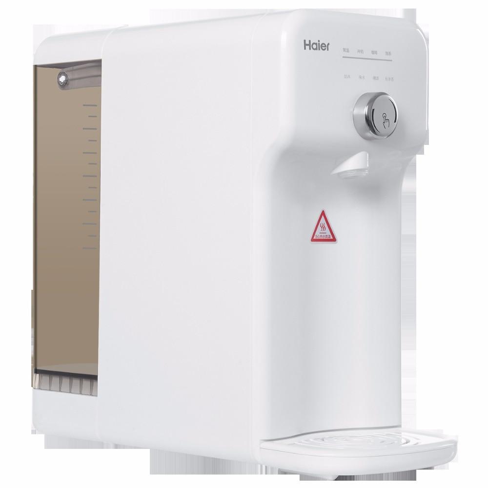 Бытовые Кухня очиститель воды обратного осмоса машины для очистки воды нагрева для детского молока Кофе Чай 2180 Вт 5L Tank