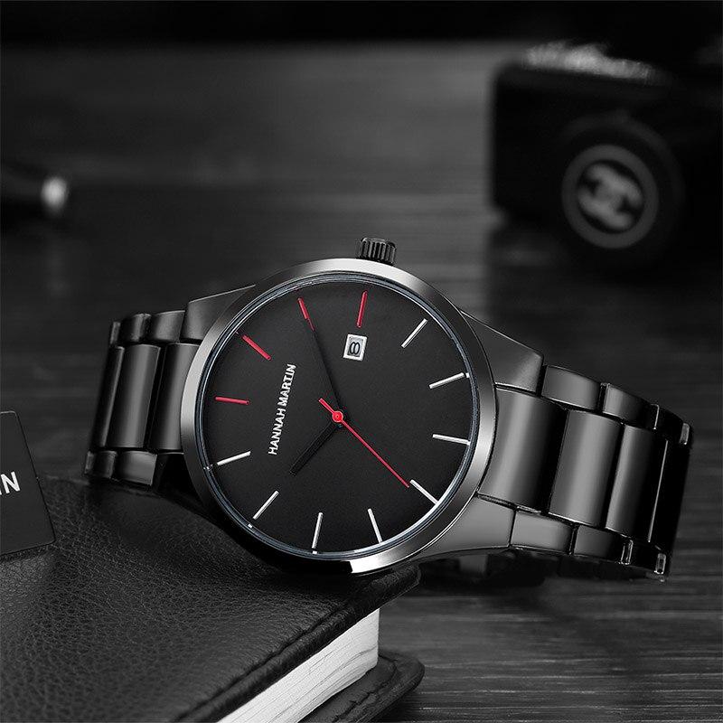 Reloj Hombre Top Brand Mens Quartz Watches Male Clock Top Brand Luxury Relogio Masculino Military Wristwatches Sports Clock Gift