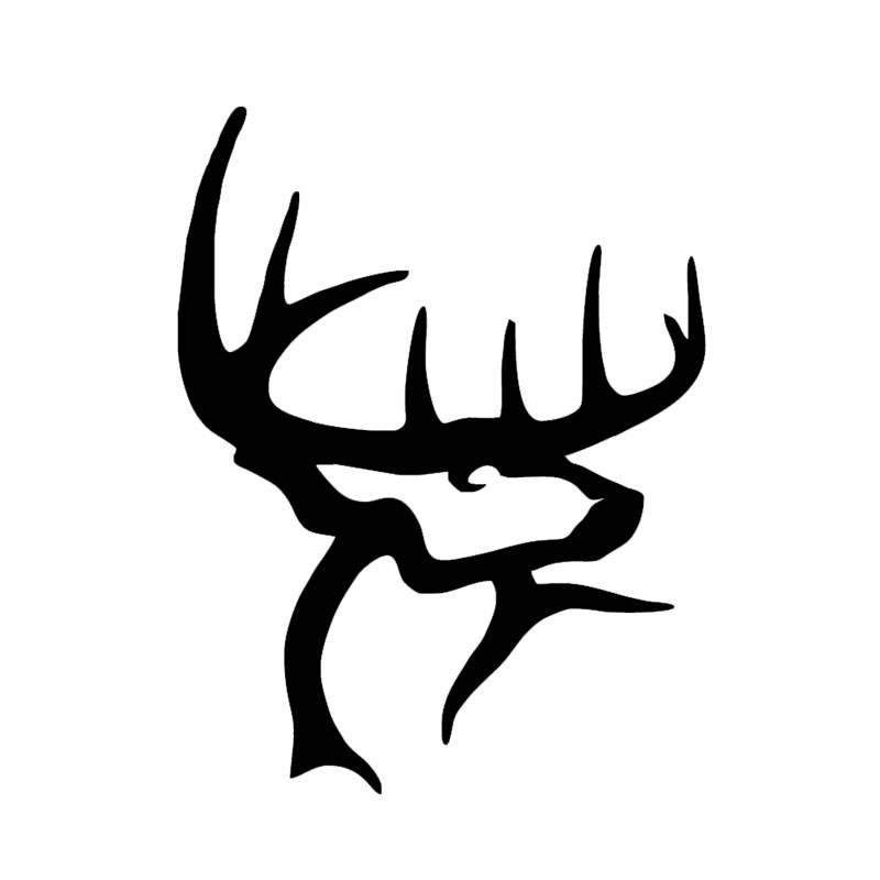 Popular bow hunting stickers buy cheap bow hunting for Buck commander tattoo
