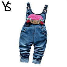 9M-2T Baby Girls Jeans Rompers Infant Toddler Kids Denim Overalls Clothing huarache all for children's clothing and accessories