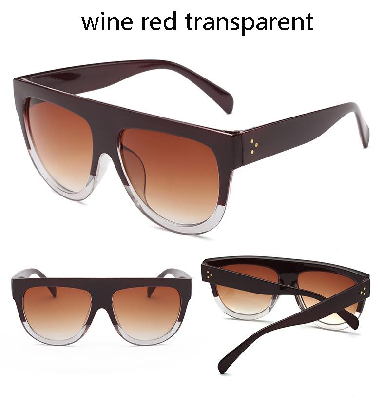 HTB1zCnfPXXXXXaLXVXXq6xXFXXXR - Flat Top Retro Tortoise Shadow Women's Sunglasses