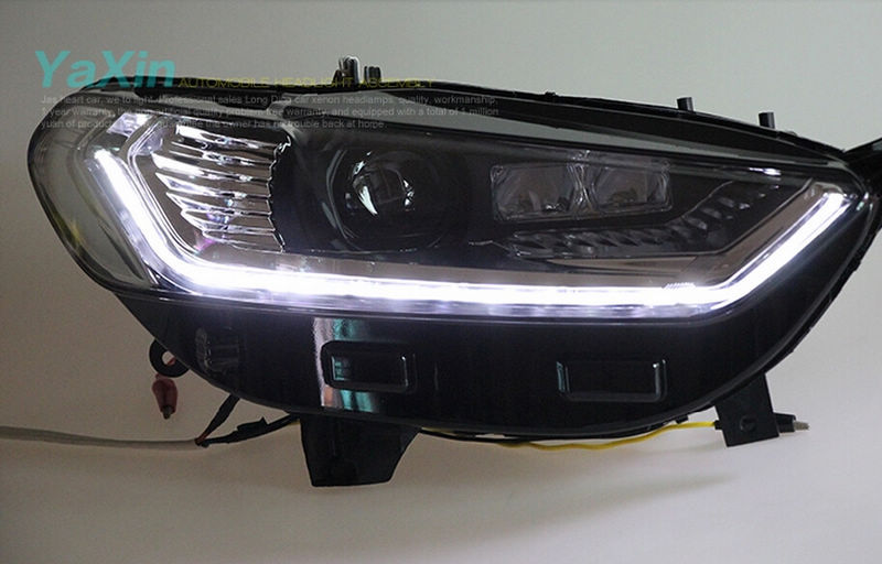 High Quality Led DRL Headlight for    Ford    Mondeo Contour