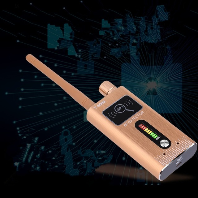 T6000 Dual-Module Anti SPY Detector - Quick Delivery in USA 6