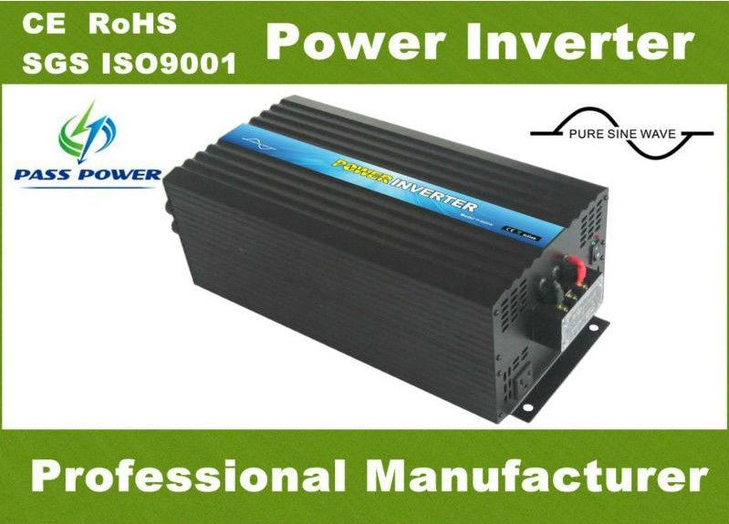 One year warranty, off grid inverter pure sine wave,   air conditioner inverter,  home inverter 120v 3000w